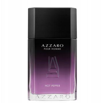Azzaro Pour Homme Hot Pepper – woda toaletowa spray (100 ml)