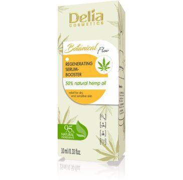 Delia Botanical Flow – regenerujące serum-booster 50% naturalnego oleju konopnego (10ml)