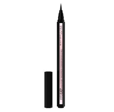 Maybelline – Hyper Easy Brush Tip Liner eyeliner w pisaku 800 Black (1 szt.)