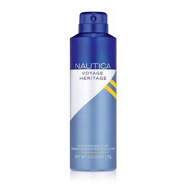 Nautica Voyage Heritage – dezodorant spray (170 g)