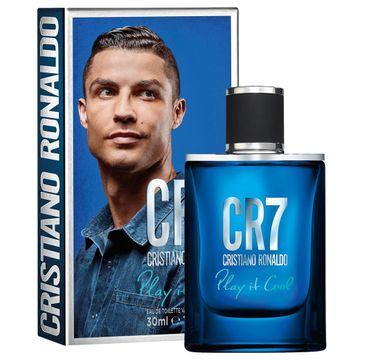 Cristiano Ronaldo – CR7 Play it Cool woda toaletowa spray (30 ml)