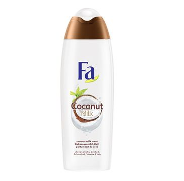 Fa – Kremowy żel pod prysznic o zapachu kokosa Coconut Milk Shower Cream (750 ml)
