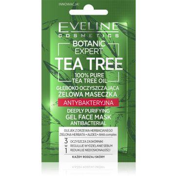 Eveline – Botanic Expert TEA TREE Maseczka oczyszczająca (7 ml)