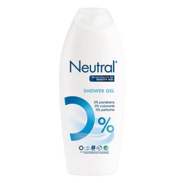 Neutral Shower Gel hipoalergiczny żel pod prysznic 750ml