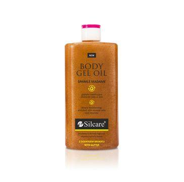 Silcare Body Gel Oil – oliwka w żelu do ciała Sparkle Madame (300 ml)