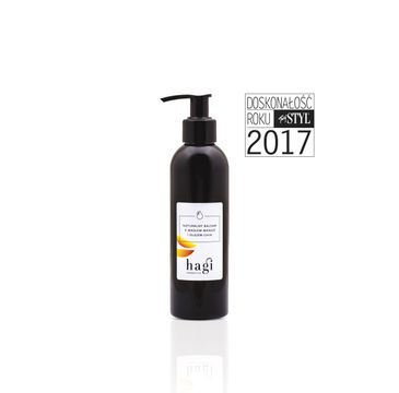 Hagi Cosmetics – Naturalny balsam z masłem mango i olejem chia (200 ml)