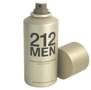 Carolina Herrera 212 Men dezodorant spray 150ml