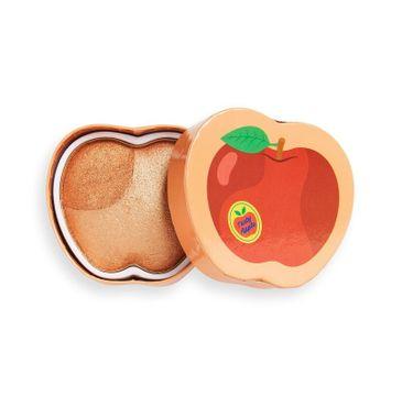 I Heart Revolution – Tasty 3D Rozświetlacz do twarzy Apple (17 g)