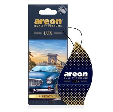 Areon Lux – odświeżacz do samochodu Blue Voyage (1 szt.)