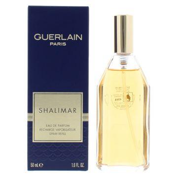 Guerlain – woda perfumowana refill spray Shalimar Eau de Parfum  (50 ml)