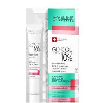 Eveline Glycol Therapy – kwasowa kuracja peelingująca (20 ml)