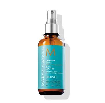 Moroccanoil Finish Glimmer Shine (nabłyszczacz do włosów w sprayu 100 ml)
