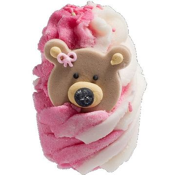 Bomb Cosmetics 鈥� Teddy Bears Picnic Bath Mallow ma艣lana babeczka do k膮pieli (50 g)
