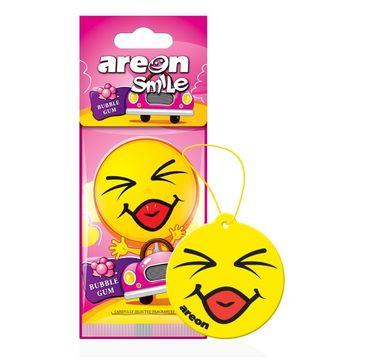 Areon Smile Dry – odświeżacz do samochodu Bubble Gum (1 szt.)
