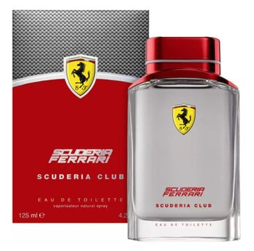Ferrari – Scuderia Club woda toaletowa spray (125 ml)