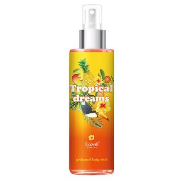 Lazell Tropical Dreams Women – mgiełka do ciała spray (200 ml)