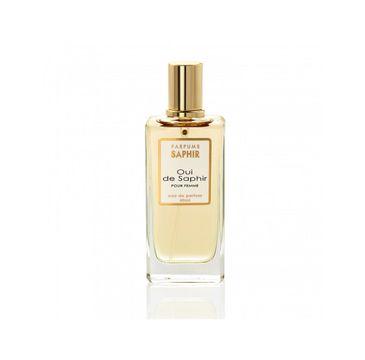 Oui de Saphir – woda perfumowana spray Pour Femme (50 ml)