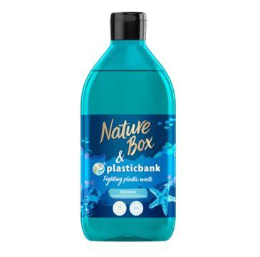 Nature Box – Plasticbank Shampoo szampon do włosów (385 ml)