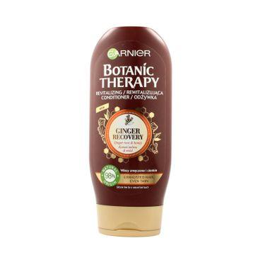 Garnier Botanic Therapy Korzeń Imbiru & Miód - odżywka do włosów cienkich i zmęczonych (200 ml)