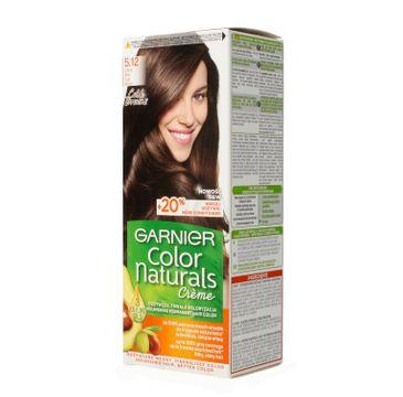 Garnier Color Naturals krem koloryzujący do włosów nr 5.12 1 szt