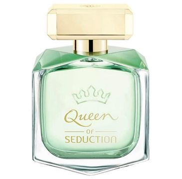 Antonio Banderas Queen Of Seduction – woda toaletowa spray (80 ml)