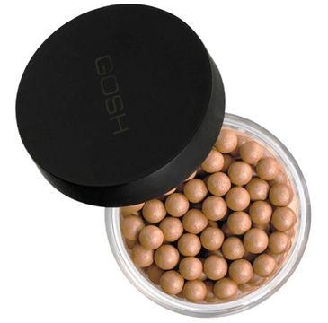 Gosh – Precious Powder Pearls opalizująco-brązujący puder w kulkach (25 g)