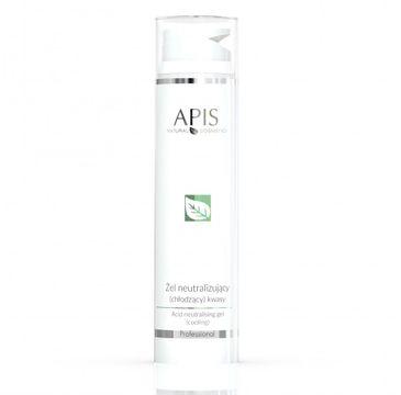 APIS żel neutralizujący (chłodzący) kwasy  Acid Neutralising Gel (200 ml)