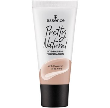 Essence – Pretty Natural Hydrating Foundation długotrwały nawilżający podkład do twarzy 110 Cool Beige (30 ml)