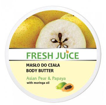 Fresh Juice – Masło do ciała Asian Pear & Papaya (225 ml)