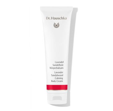 Dr. Hauschka Calming Body Cream krem do ciała Lavender & Sandalwood (145 ml)