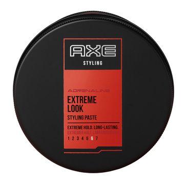Axe – Styling Adrenaline Extreme Look pasta do stylizacji włosów (75 ml)