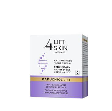 Lift4Skin Bakuchiol Lift – krem na noc redukujący zmarszczki (50 ml)