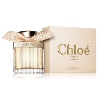 Chloe Absolu De Parfum woda perfumowana spray 75ml