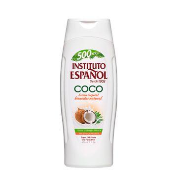 Instituto Espanol Coco – kokosowy balsam do ciała nawilżający (500 ml)