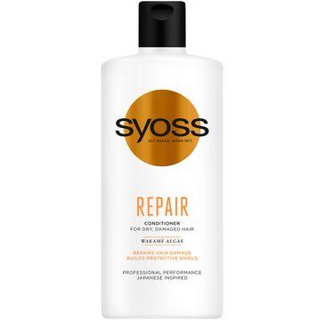 Syoss – Repair Conditioner odżywka do włosów suchych i zniszczonych (440 ml)