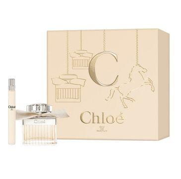 Chloe zestaw woda perfumowana spray 50ml + miniatura wody perfumowanej spray 10ml