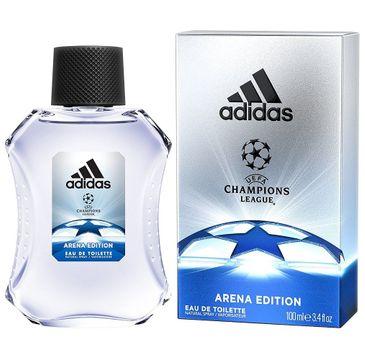 Adidas – Uefa Champions League Arena Edition woda toaletowa spray (100 ml)