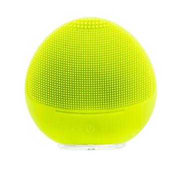 Purederm – Silikonowa szczoteczka soniczna do twarzy Green (1 szt.)