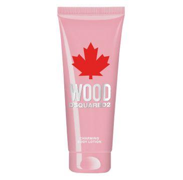 Dsquared2 – Balsam do ciała Wood Pour Femme (200 ml)