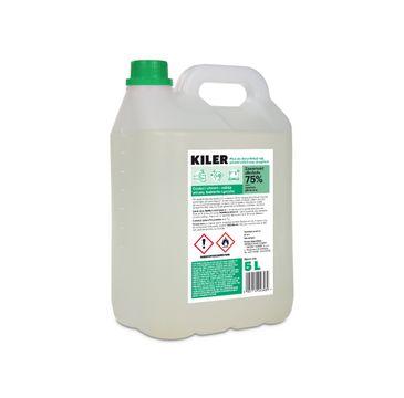 Kiler – Płyn do dezynfekcji o mocy 75% alkoholu (5 l)