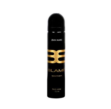 Jean Marc Blame For Women dezodorant spray 75ml