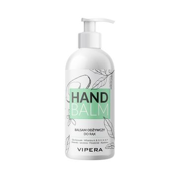 Vipera – Hand Balm odżywczy balsam do rąk Olej Awokado (500 ml)
