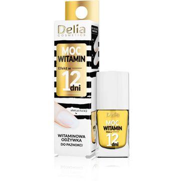 Delia odżywka do paznokci (Moc witamin efekt w 12 dni 11 ml)