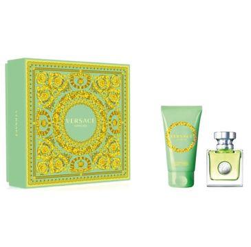 Versace – Zestaw Versense woda toaletowa spray 30ml + balsam do ciała 50ml (1 szt.)