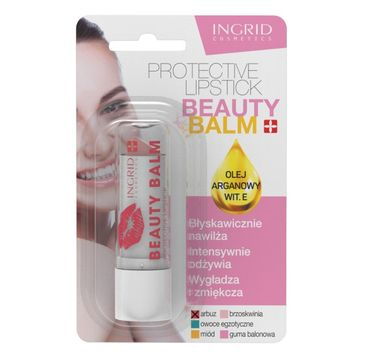 Ingrid – Beauty Balm Pomadka ochronna do ust Arbuz (3.6 g)