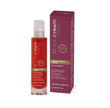 Inebrya Color Perfect Serum – serum do włosów farbowanych (100 ml)