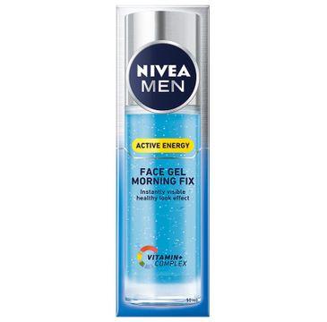 Nivea Men Active Energy (żel energetyzujący do twarzy 50 ml)
