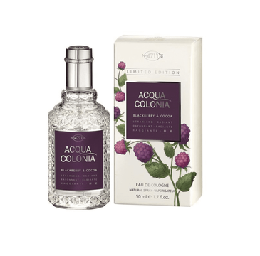 4711 Acqua Colonia Blackberry & Cocoa woda kolońska spray 50ml