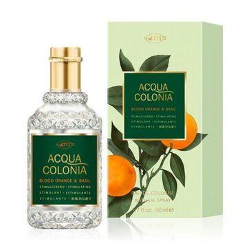 4711 Acqua Colonia Blood Orange & Basil woda kolońska 50ml