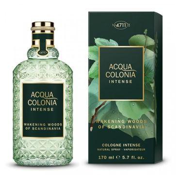4711 – Acqua Colonia Intense Wakening Woods Of Scandinavia woda kolońska spray (170 ml0